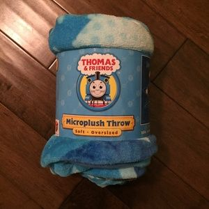 NEW Thomas and Friends Microplush Throw